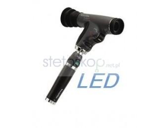 Oftalmoskop PanOptic LED panoramiczny z soczewką rogówkową Welch Allyn